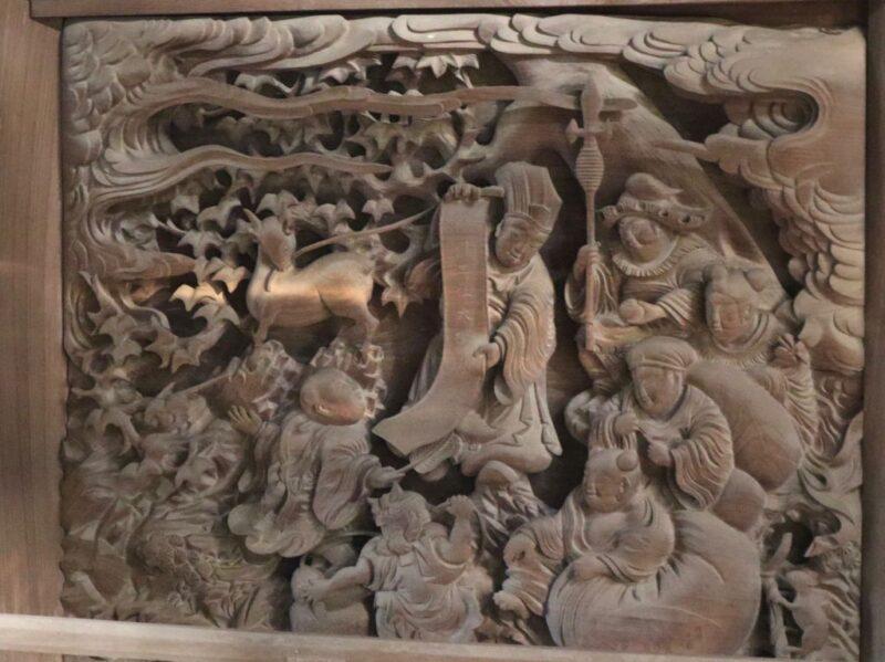 唐子の七福神