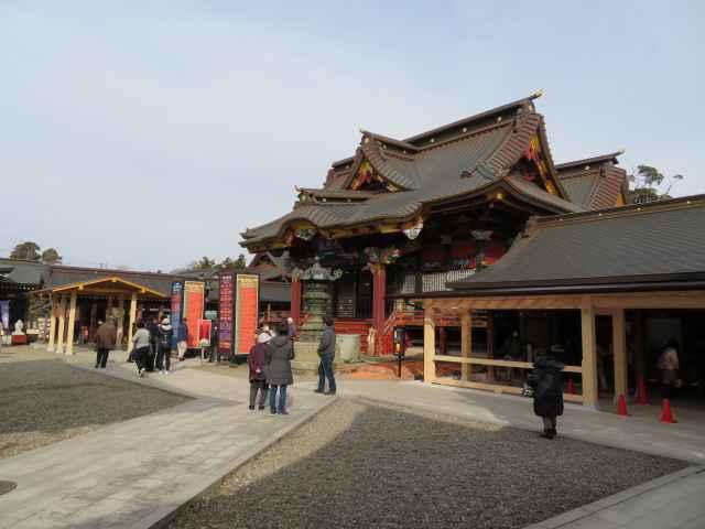 大杉神社拝殿