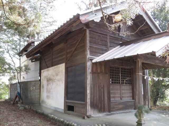 矢弓神社社殿