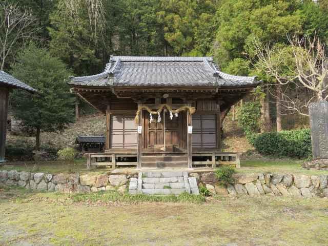 大鳥籠守神社拝殿