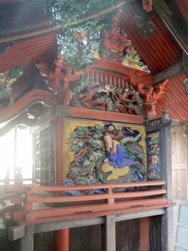 御榊山神社御本殿