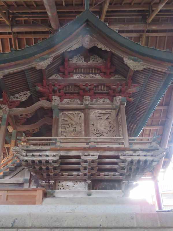 八坂神社御本殿