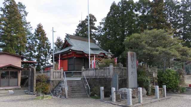 根古谷神社
