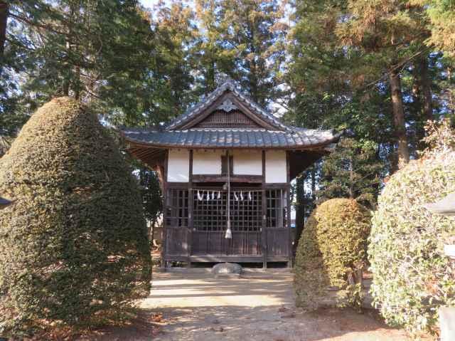 稲乃比売神社拝殿