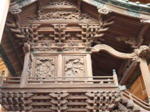清瀧神社御本殿