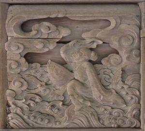 鯉仙人 琴高