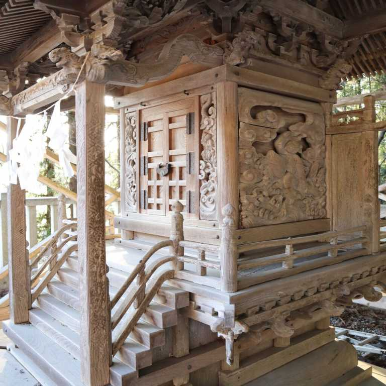 山神社御本殿