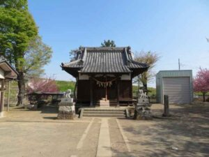 川岸町諏訪神社