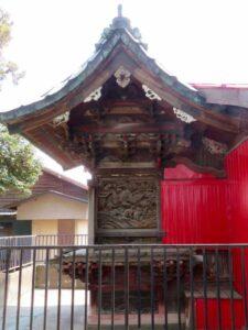 田中 諏訪神社御本殿