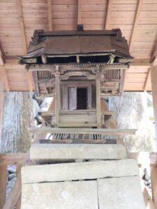 砥澤神社境内社