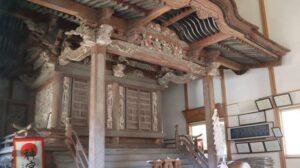 中山神社御本殿