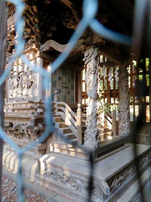 八幡宮御本殿
