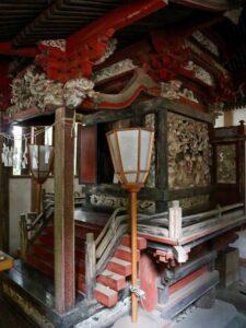塩八幡神社御本殿