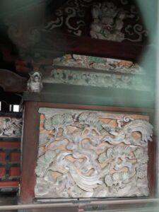久伊豆神社御本殿