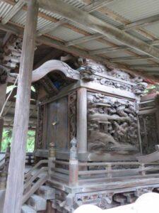 幸宮神社御本殿