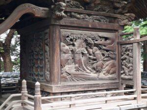 八幡神社御本殿身舎