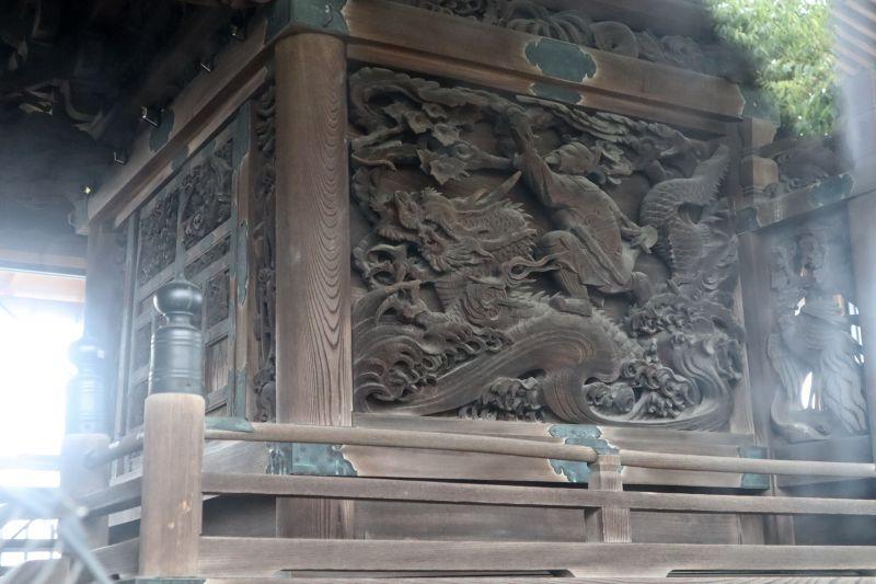 浅間神社御本殿