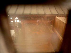 三峰神社御本殿