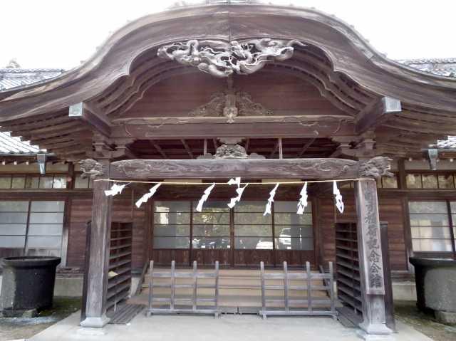 箭弓稲荷記念会館