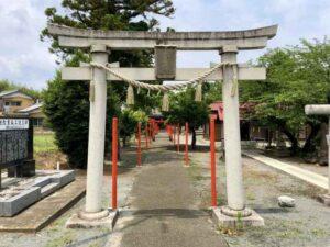 伊奈利大神社鳥居