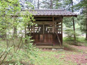 諏訪八幡神社境内社