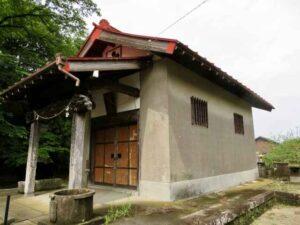 菅原神社社殿