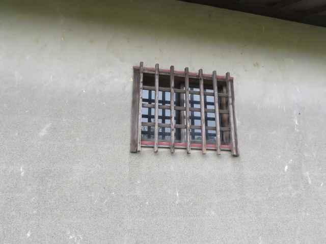 菅原神社社殿窓