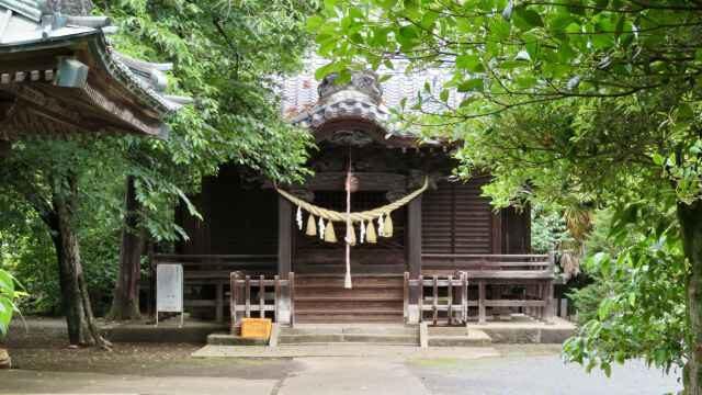 島護産泰神社
