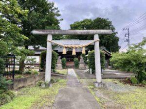 元巣神社鳥居