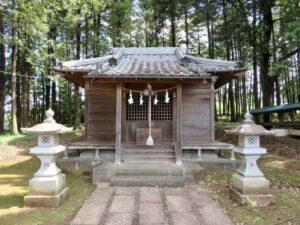 氷川神社拝殿