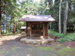 十社神社拝殿