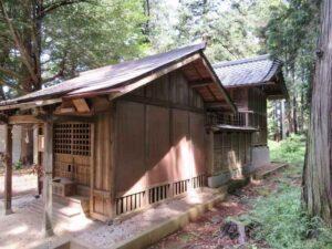 十社神社社殿