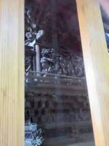 赤塚諏訪神社御本殿