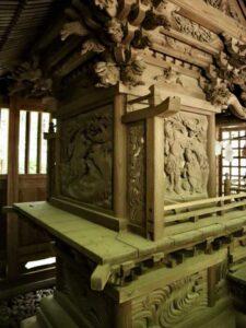 十社神社御本殿