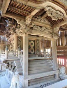 日吉神社御本殿