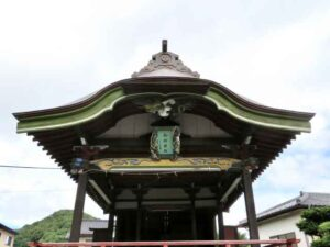鬼石神社神楽殿