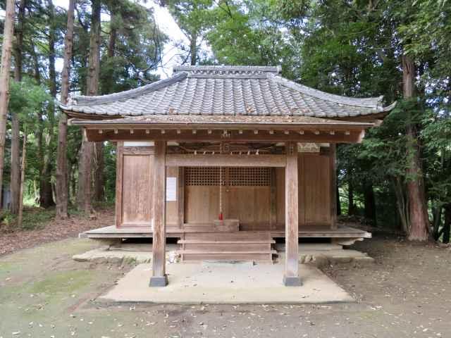 佐田彦神社拝殿