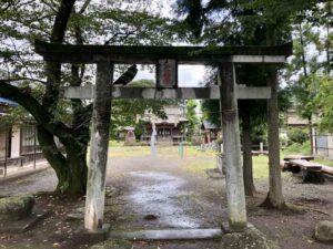 木宮神社鳥居