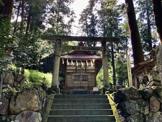 大内神社鳥居