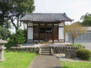 久米田神社拝殿