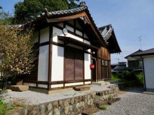 久米田神社社殿