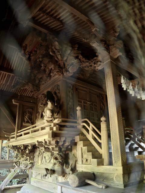 八幡神社御本殿