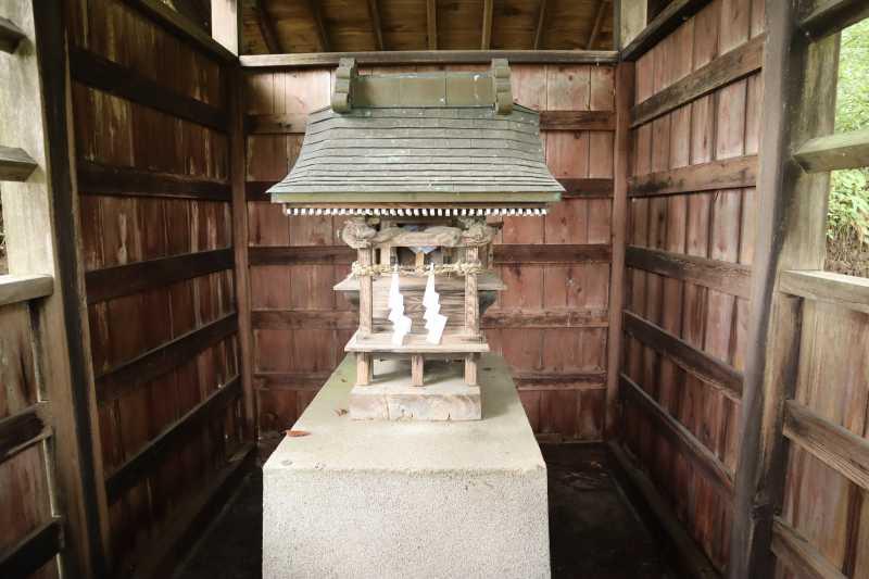 榊神社御本殿