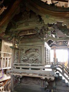 久米田神社御本殿