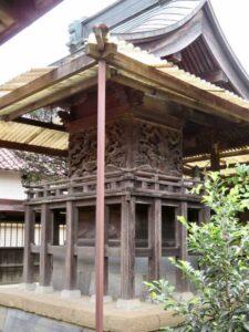 八雲神社御本殿