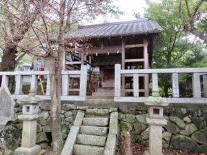 西沢稲荷神社