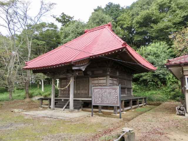 宮山観音堂